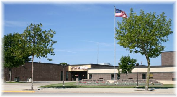 Forest City High School