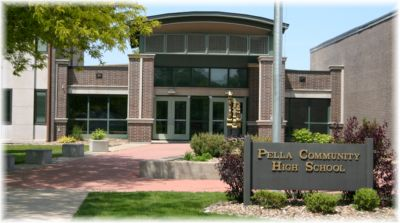 Pella Community High School